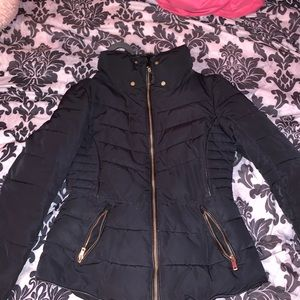 Zara Basic Coat. Well kept condition .